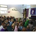 Roald Dahl assembly