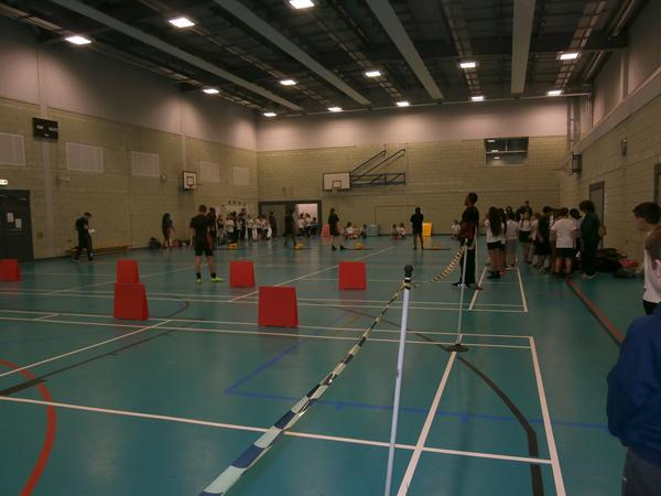 Athletics at Shenley 2015