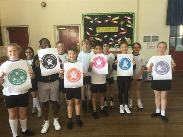 School Games Leaders
