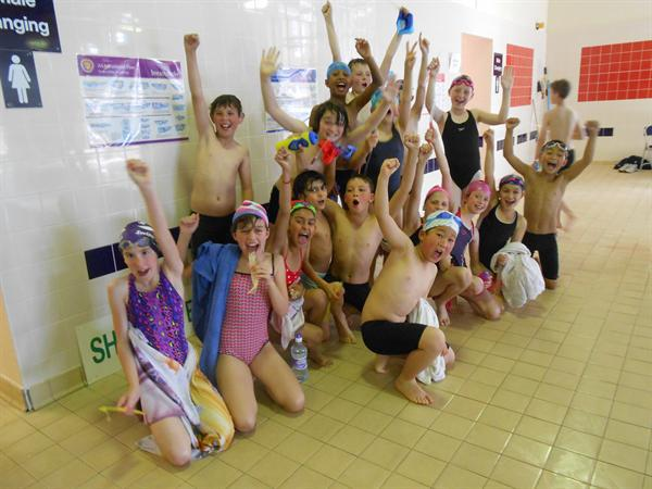 Harborne Schools Swimming Gala 2013