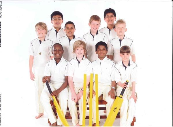 Cricket Team 2011-12