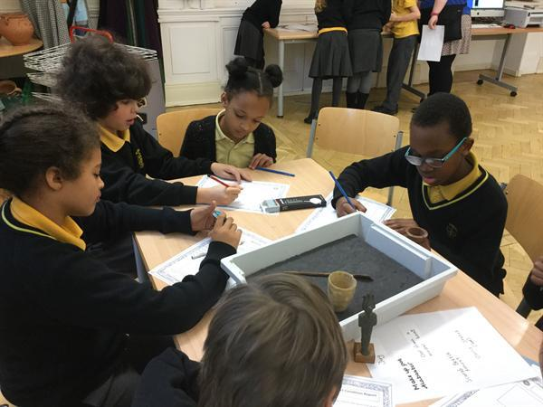 Object Handling and Gallery Exploration Workshops