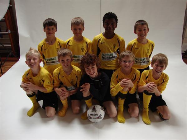 Football Team 2010-11