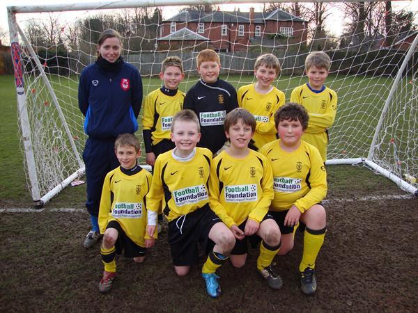Football Team 2009-10