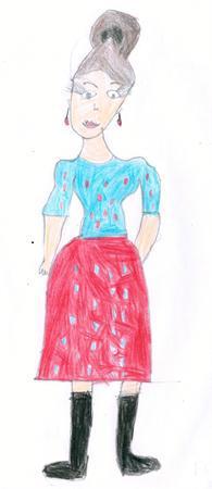 Miss Falcon - Year 5 Teacher