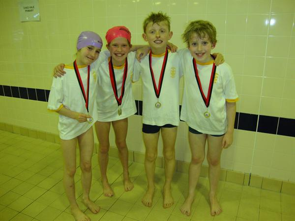 Year 5 Harborne School's Relay Winners
