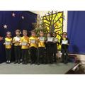 Bronze Award Attendence Winners