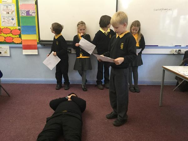 Mummification Drama