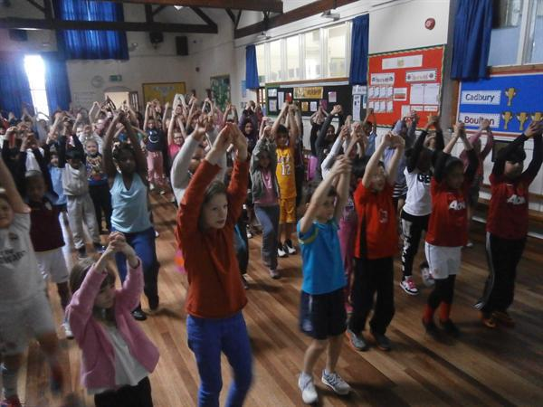 Sports Relief Wake Up Shake Up