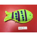 Designing and Making Barrier Reef Fish