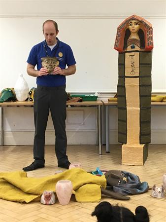 Mummification Workshop