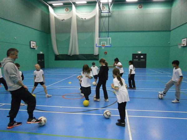 Football at Harborne Academy