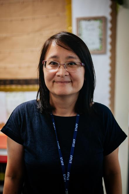 Mrs Wong - Teaching Assistant