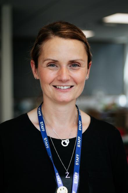 Miss Allen - Teacher