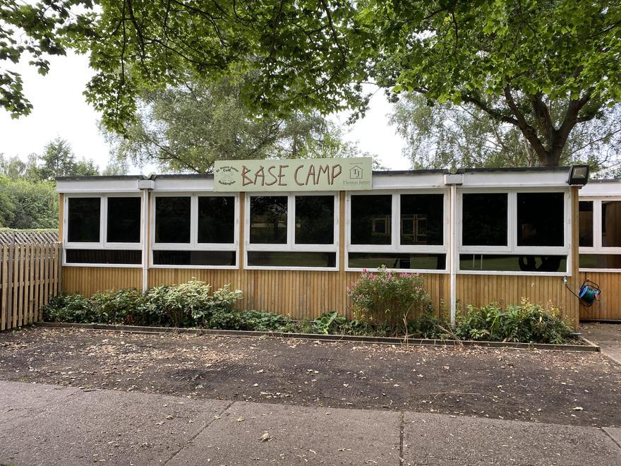 The Basecamp Building