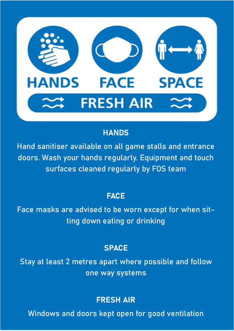 Our covid safety measures