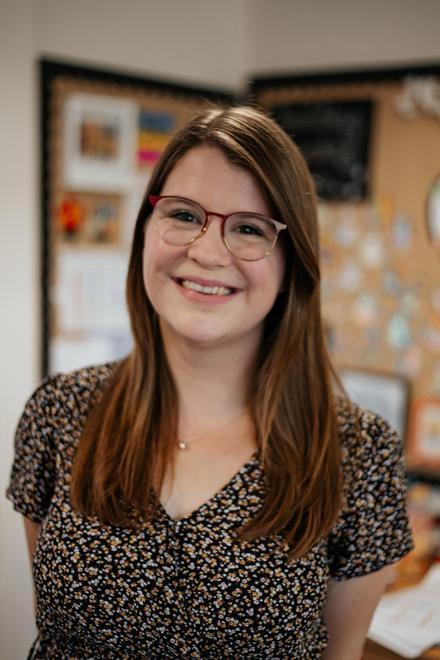 Miss Baird-Murray - Class 3Bm Teacher