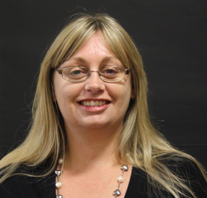 Mrs Allcock - Teaching Assistant & ELSA