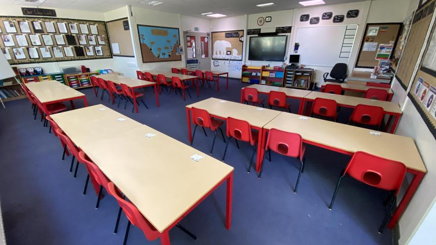 Classroom 3B
