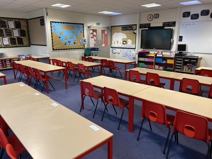 Year 3 Classroom 3Bm