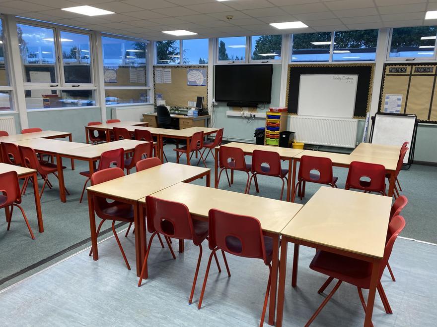 Year 5 Classroom 5A