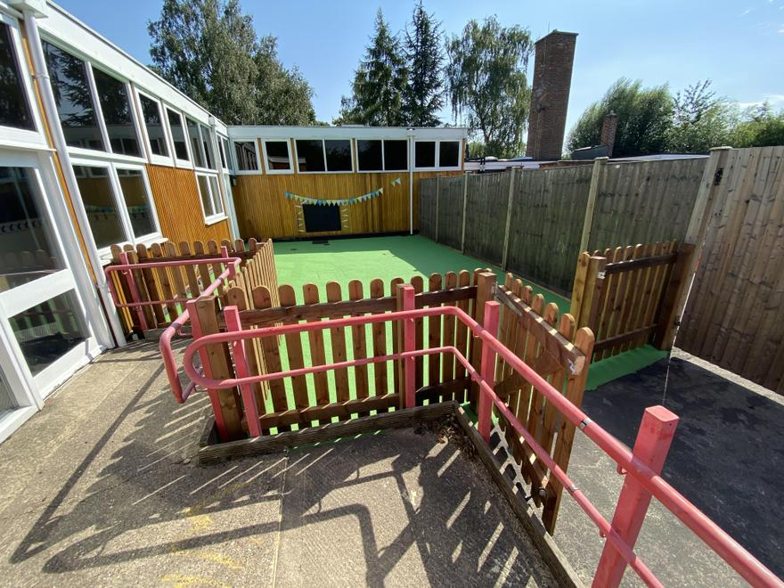 The Den Play Area