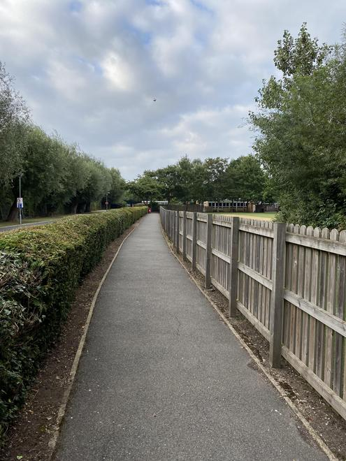 Path to School