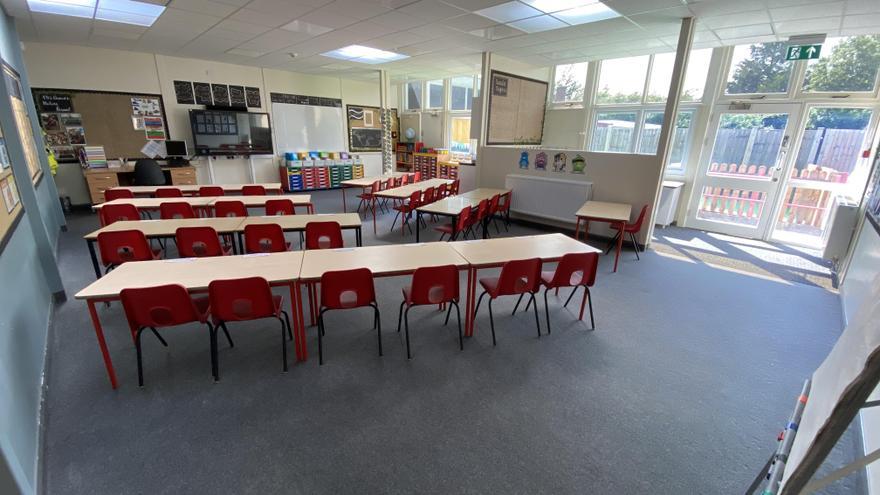 Classroom 3D