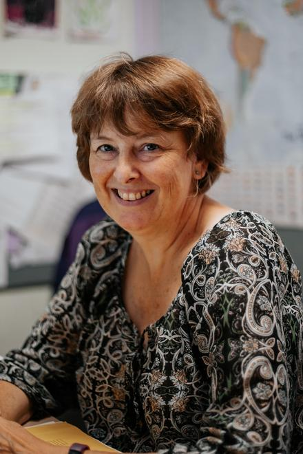 Mrs Noble - Office Manager