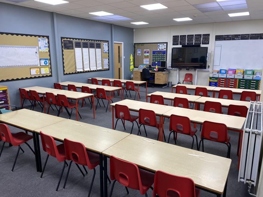 Year 3 Classroom 3Ba