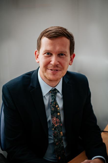 Mr Michael Bradley - Head Teacher