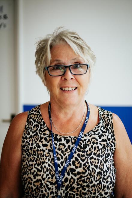 Mrs Cheetham - Midday Supervisor