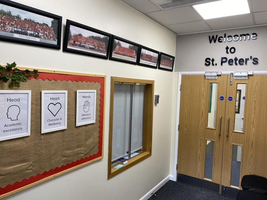 Main Entrance & School Office