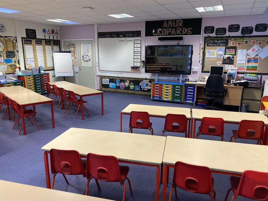 Year 3 Classroom 3H