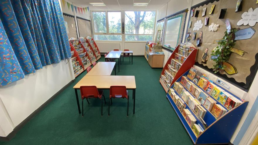 Year 3 Library