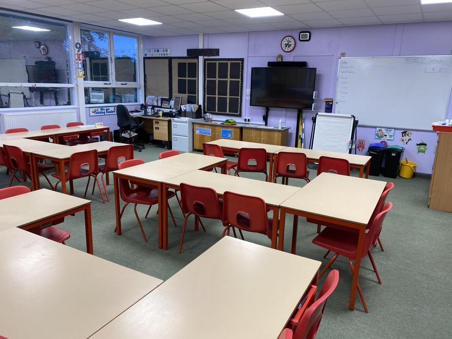 Year 5 Classroom 5Gi