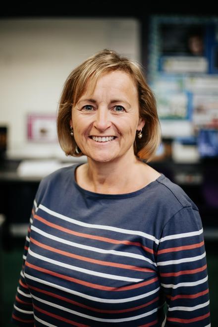 Mrs Board - Teacher
