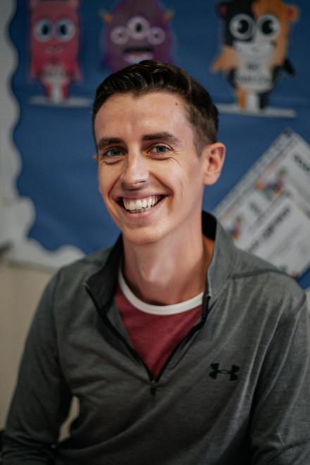 Mr Jinks - Class 4J Teacher