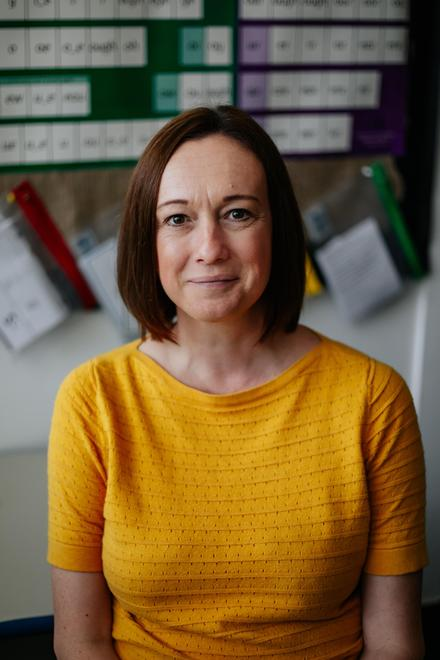 Mrs Powell - Teaching Assistant