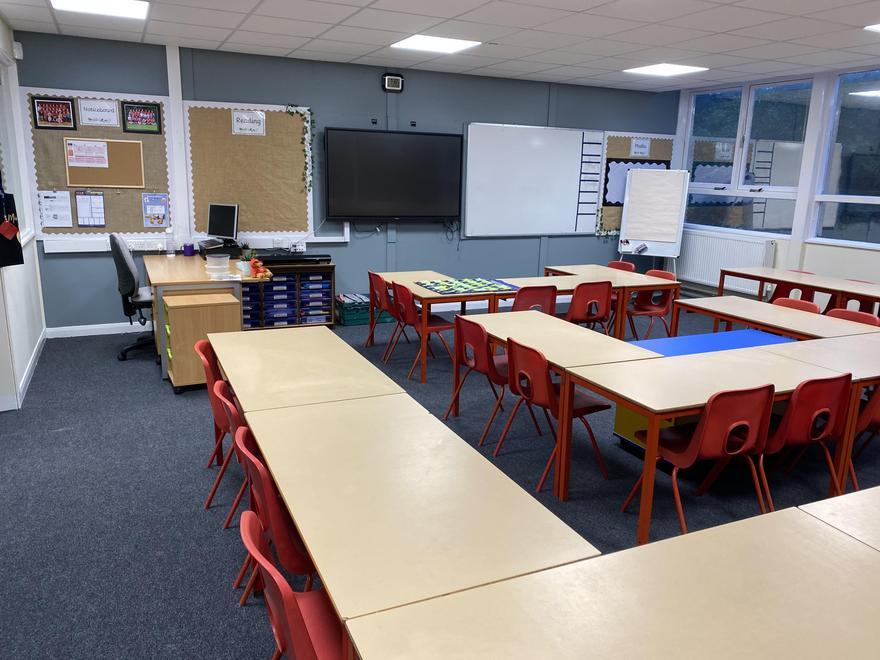 Year 6 Classroom 6K