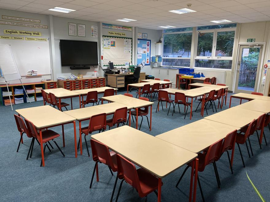 Year 4 Classroom 4R