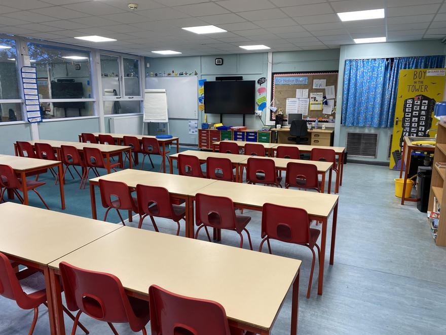 Year 5 Classroom 5Gr
