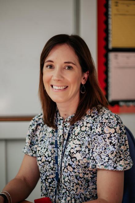 Mrs Roberts - Year 5 Lead