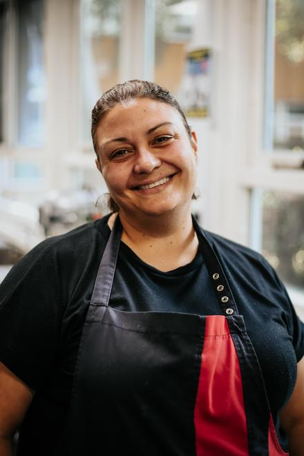 Mrs Zomot - Kitchen Assistant