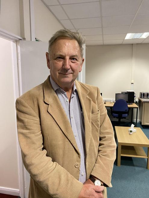 Mr Robert Dodd - Local Authority