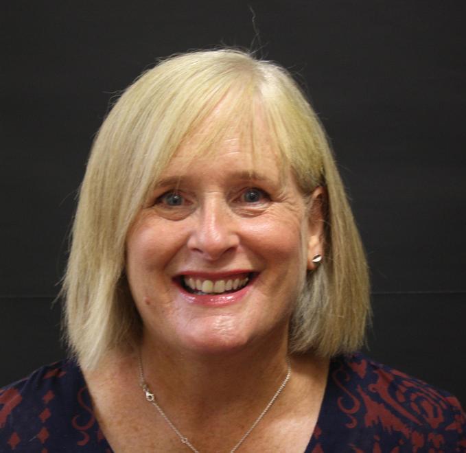 Mrs Burrows - Teaching Assistant & ELSA