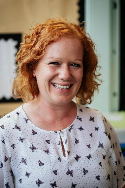 Miss Ayliffe - Class 5A Teacher