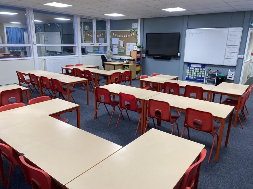 Year 6 Classroom 6Wi