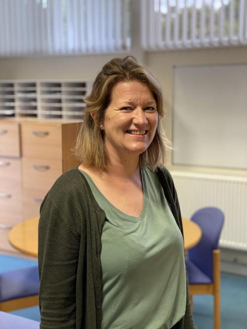 Ms Samantha Geyer - Parent
