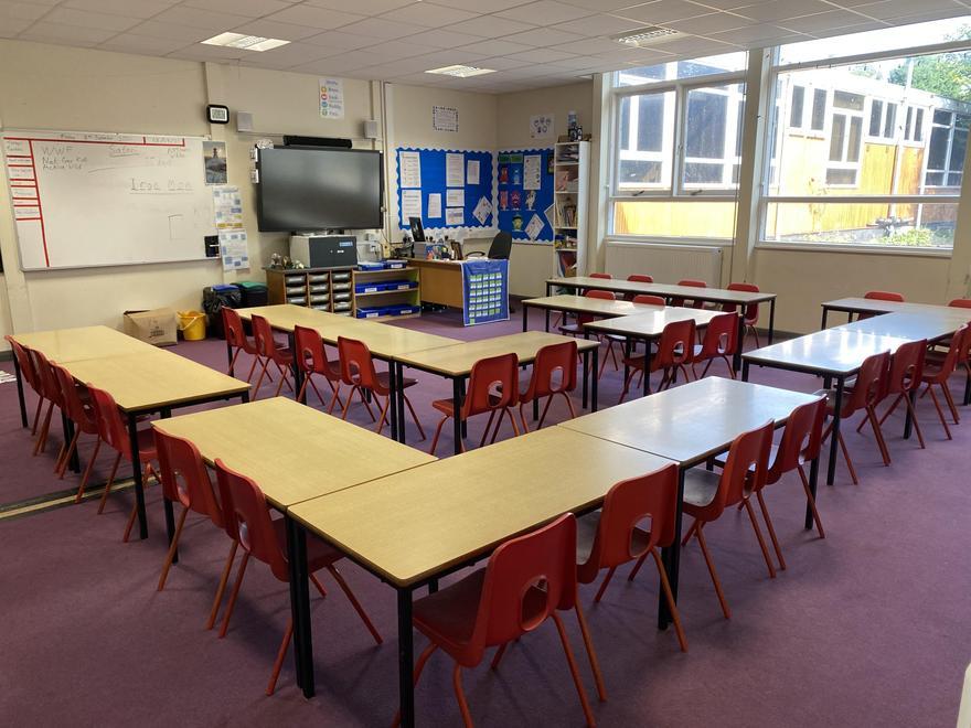 Year 4 Classroom 4J